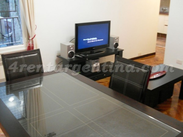 Apartment Arenales and Billinghurst - 4rentargentina
