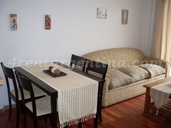 Scalabrini Ortiz and Honduras: Apartment for rent in Buenos Aires
