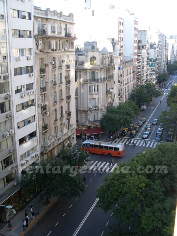 Departamentos Downtown Cordoba Y Montevideo I