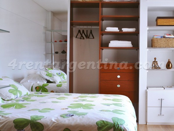 Apartment Arevalo and Baez I - 4rentargentina