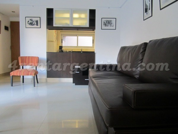Apartment Paraguay and Gurruchaga VI - 4rentargentina
