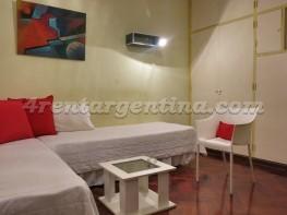 Apartamento Ayacucho e Corrientes - 4rentargentina