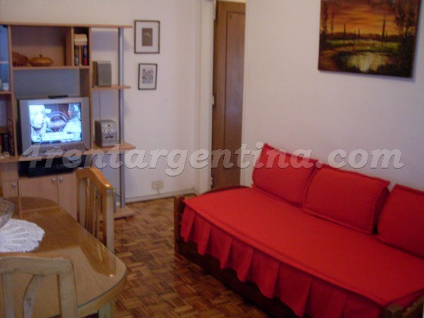 Billinghurst and Pe�a, apartment fully equipped