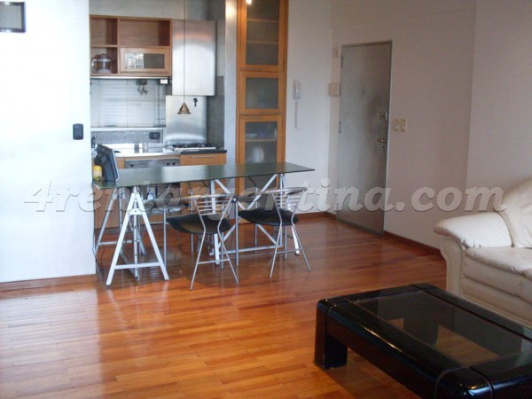Cramer and Virrey del Pino: Apartment for rent in Buenos Aires