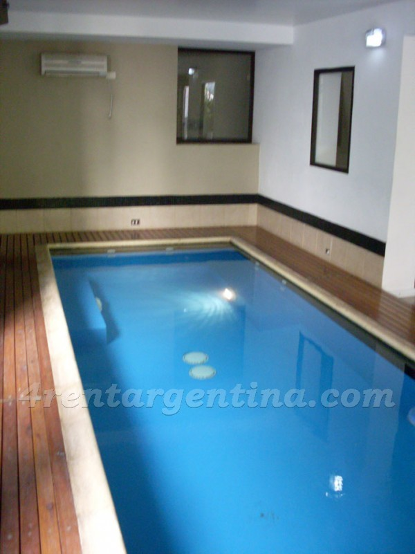 Mendoza and Freire: Apartment for rent in Belgrano