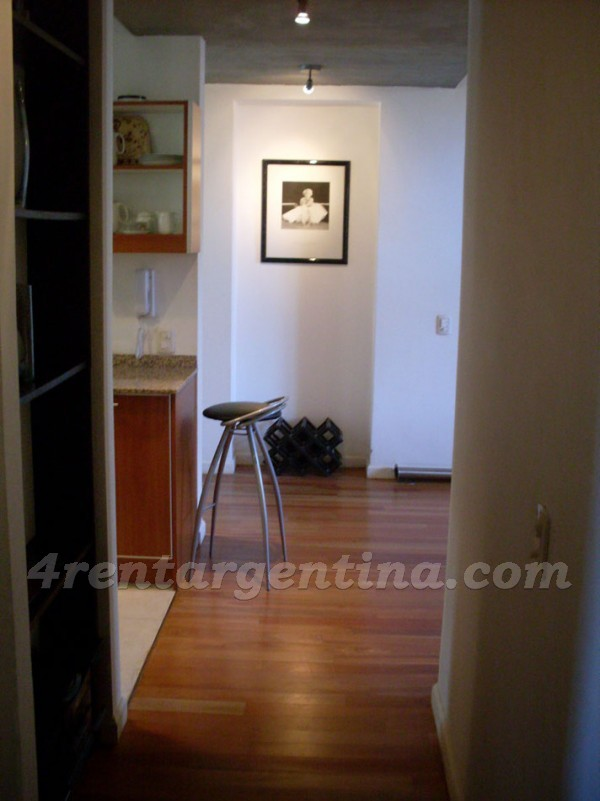 Mendoza and Freire: Apartment for rent in Buenos Aires