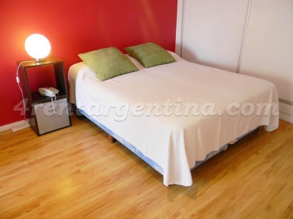 Apartment Gurruchaga and Paraguay II - 4rentargentina