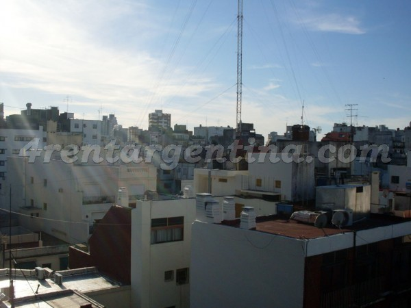 Santa Fe et Azcuenaga II: Apartment for rent in Recoleta