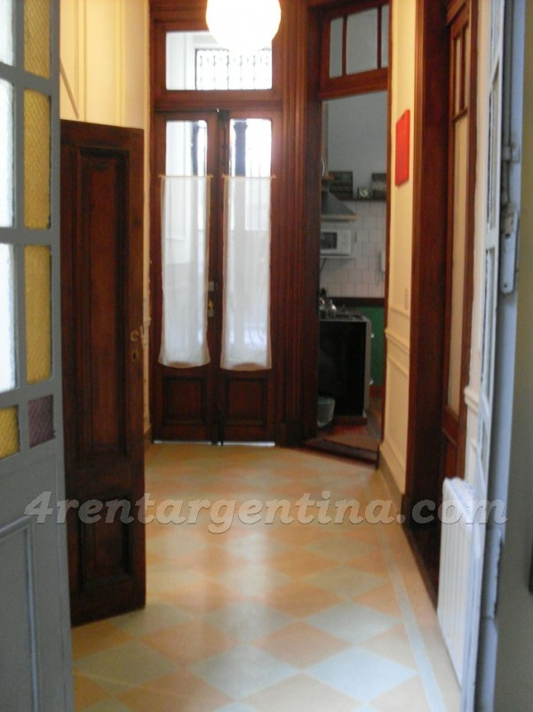 Santiago del Estero and Chile: Apartment for rent in Congreso