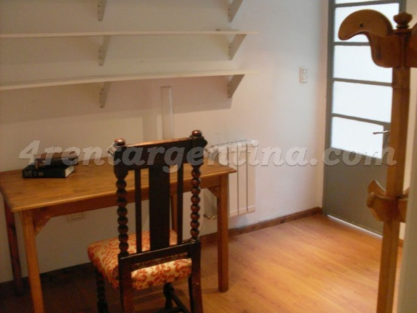Santiago del Estero and Chile: Furnished apartment in Congreso