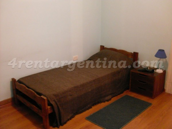 Santiago del Estero and Chile, apartment fully equipped