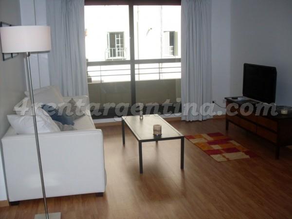 Apartment Basavilbaso and Libertador VIII - 4rentargentina