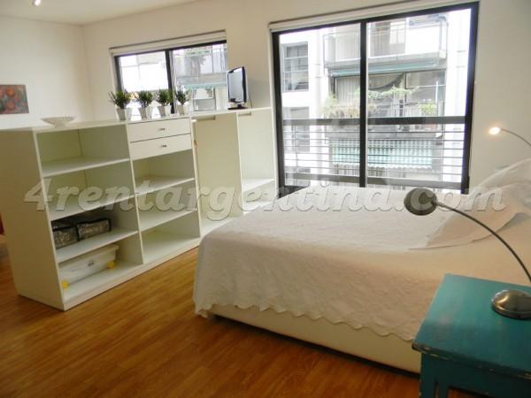 Apartment Basavilbaso and Libertador VI - 4rentargentina