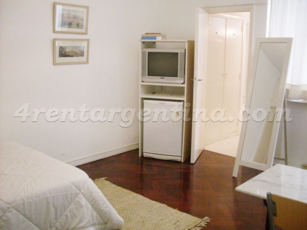 Beruti and Aguero: Apartment for rent in Buenos Aires