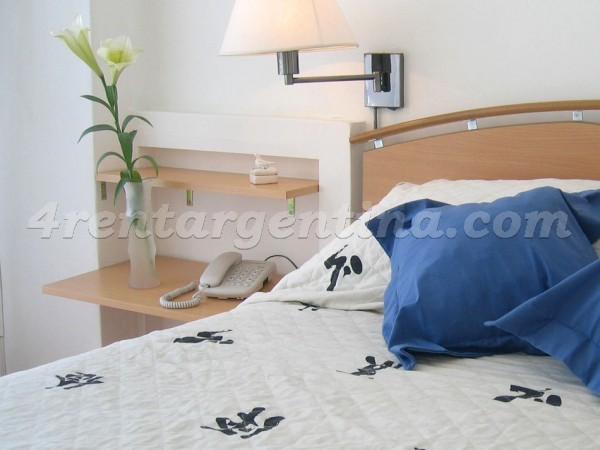 Apartment Lavalle and Callao I - 4rentargentina
