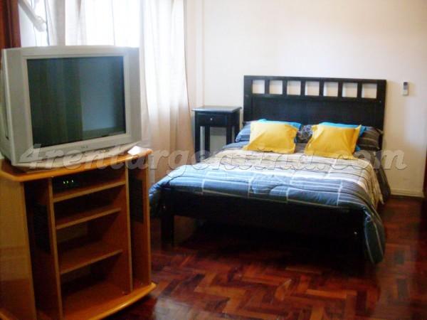 Apartamento Lavalle e Uriburu - 4rentargentina