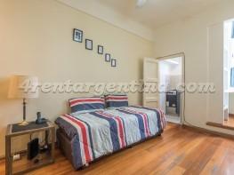 Apartamento Lavalle e Reconquista III - 4rentargentina