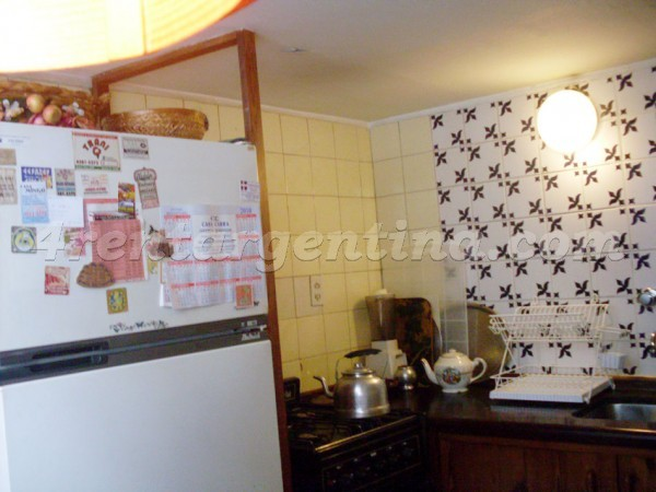 San Jose and Belgrano I: Apartment for rent in Congreso
