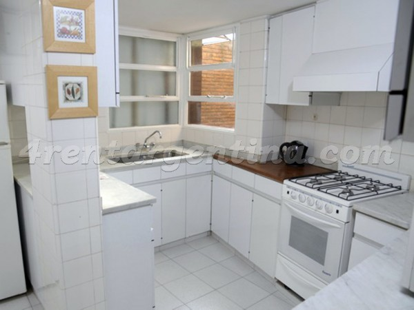 Sevilla and Juez Tedin: Apartment for rent in Palermo