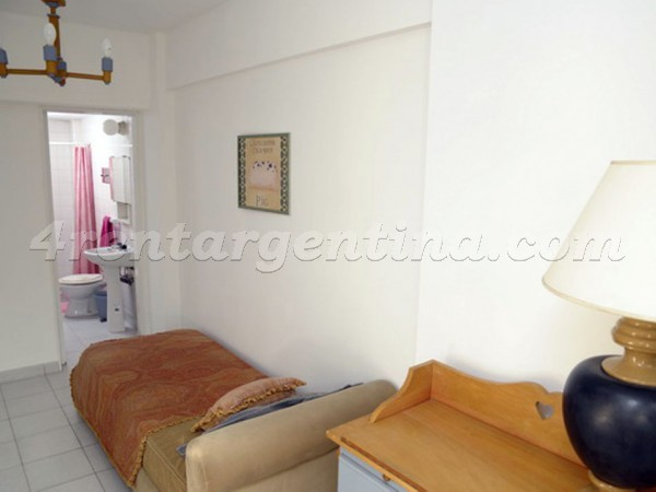 Apartment Sevilla and Juez Tedin - 4rentargentina