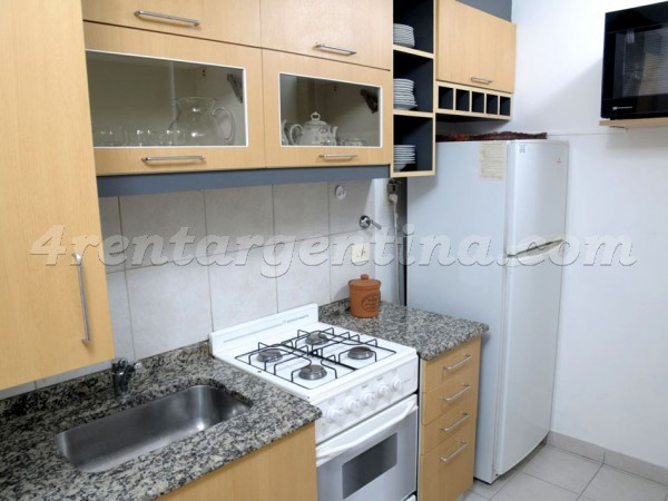 Apartment Godoy Cruz and Demaria - 4rentargentina