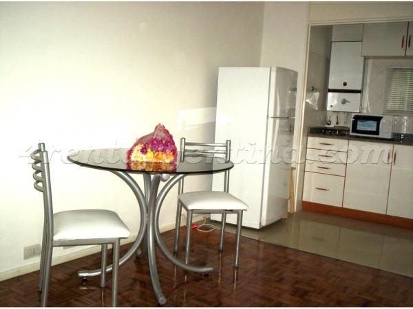 Apartment Cabello and Paunero - 4rentargentina