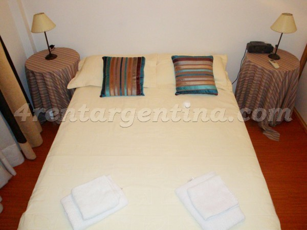 Apartment Jufre and Araoz I - 4rentargentina