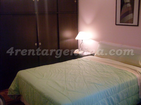 Estados Unidos et Entre Rios: Furnished apartment in Congreso