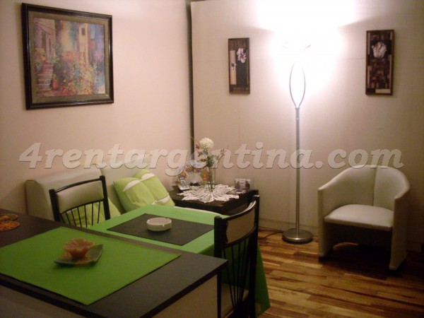 Estados Unidos et Entre Rios: Apartment for rent in Buenos Aires