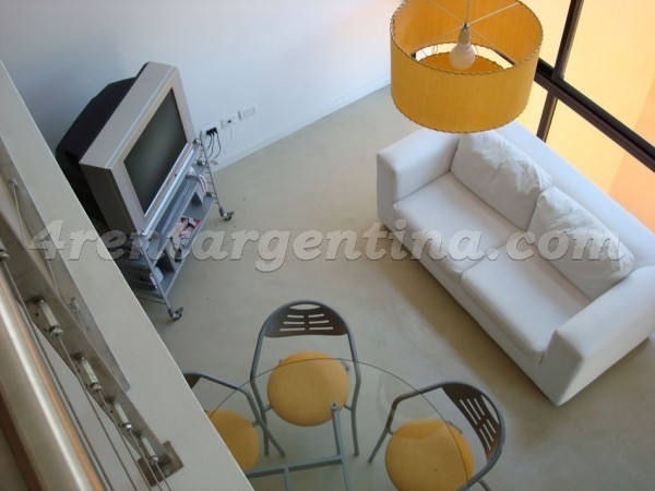 Costa Rica et Ravignani III: Furnished apartment in Palermo