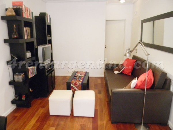 Apartment Arenales and Salguero III - 4rentargentina