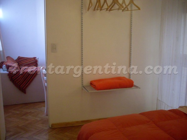 Balcarce and Estados Unidos II: Apartment for rent in San Telmo