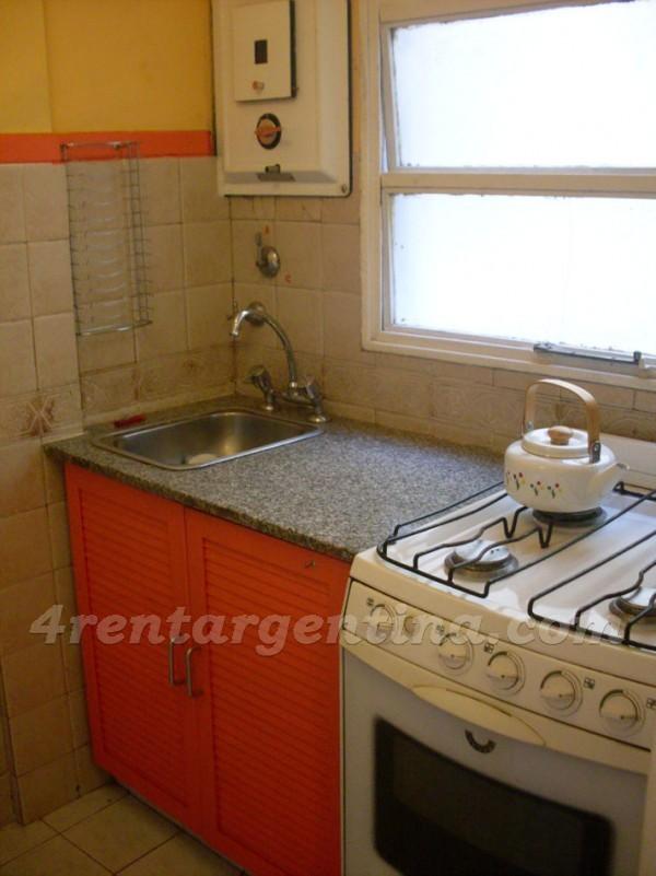 Apartamento Amoblado en Balcarce y Estados Unidos II, San Telmo