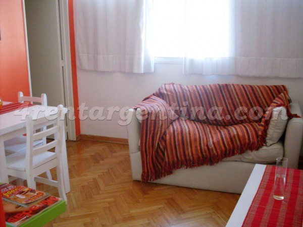 Appartement Balcarce et Estados Unidos II - 4rentargentina