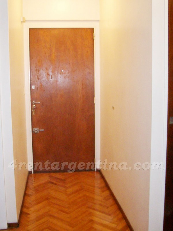 Appartement Paseo Colon et San Juan - 4rentargentina