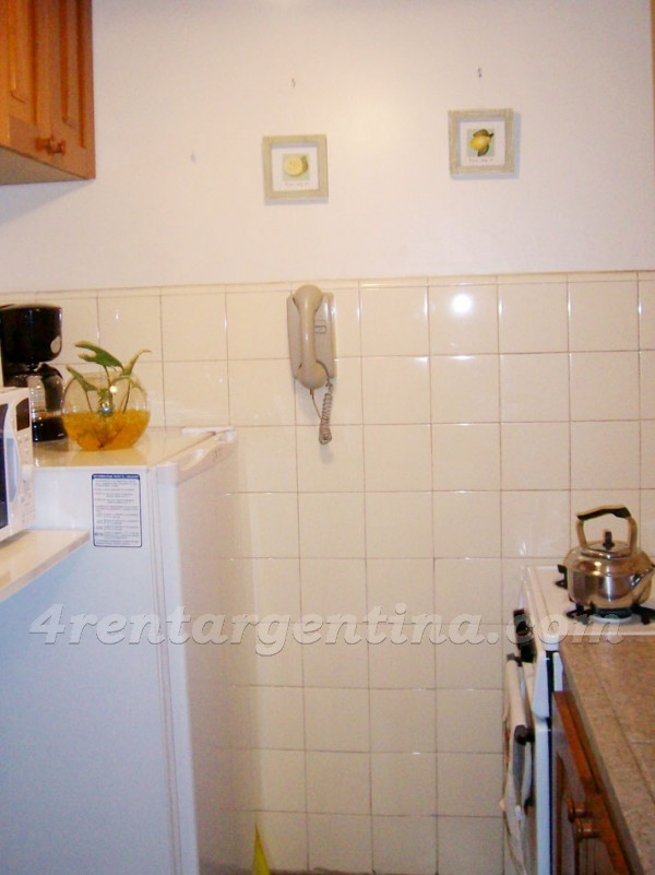 Paseo Colon and San Juan: Apartment for rent in San Telmo