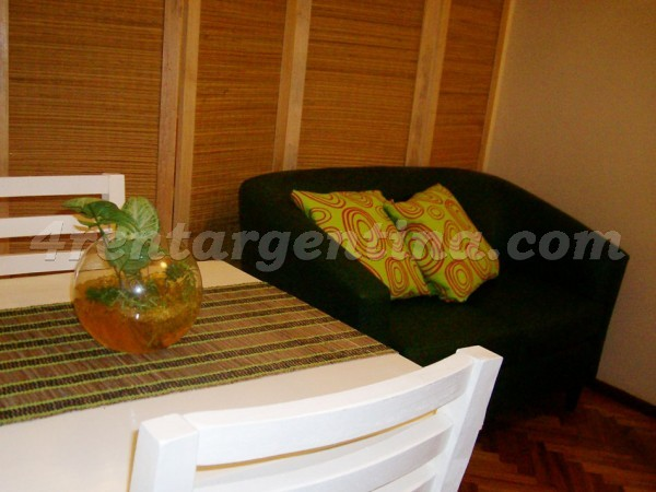 Paseo Colon and San Juan: Furnished apartment in San Telmo