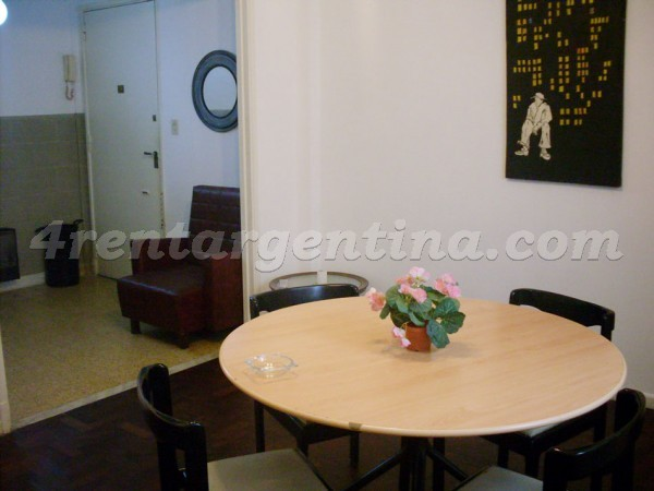 Virrey Olaguer et Feliu et Ciudad de la Paz: Apartment for rent in Belgrano