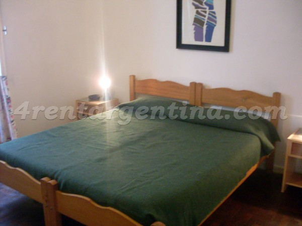 Virrey Olaguer et Feliu et Ciudad de la Paz: Furnished apartment in Belgrano