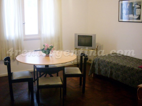 Apartment Virrey Olaguer and Feliu and Ciudad de la Paz - 4rentargentina