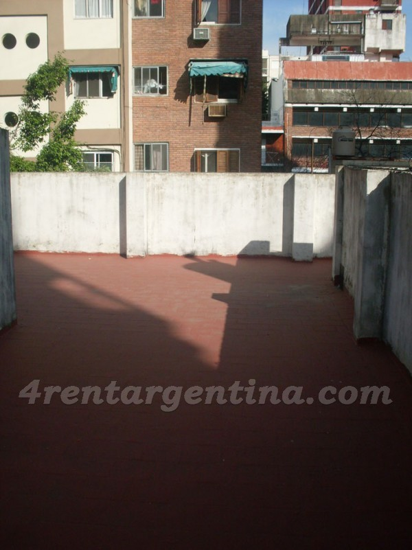 Virrey Olaguer and Feliu and Ciudad de la Paz: Furnished apartment in Belgrano