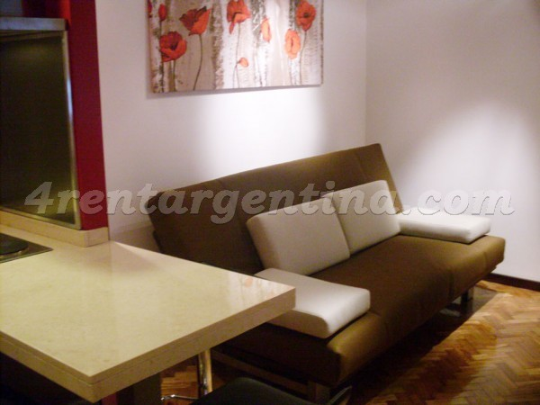 Ugarteche and Cervi�o II, apartment fully equipped