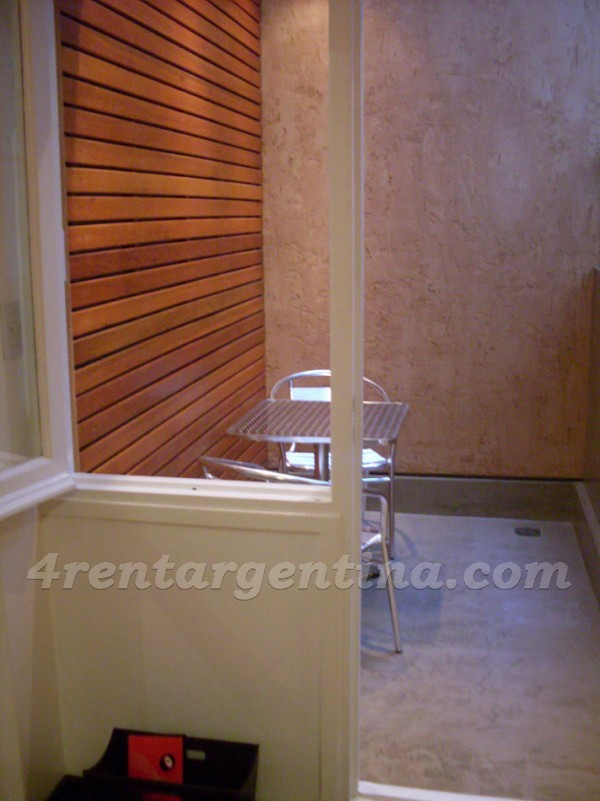 Ugarteche et Cervi�o II: Apartment for rent in Palermo