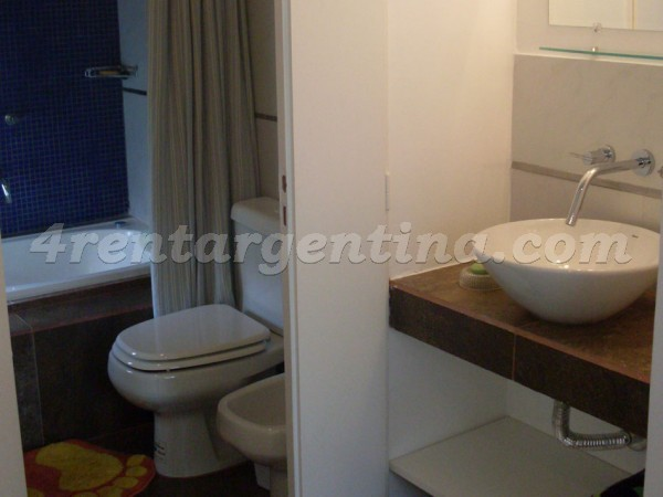 Nicaragua and Fitz Roy II: Apartment for rent in Buenos Aires