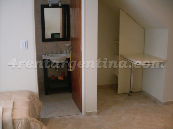 Apartment Suarez and Montes de Oca - 4rentargentina
