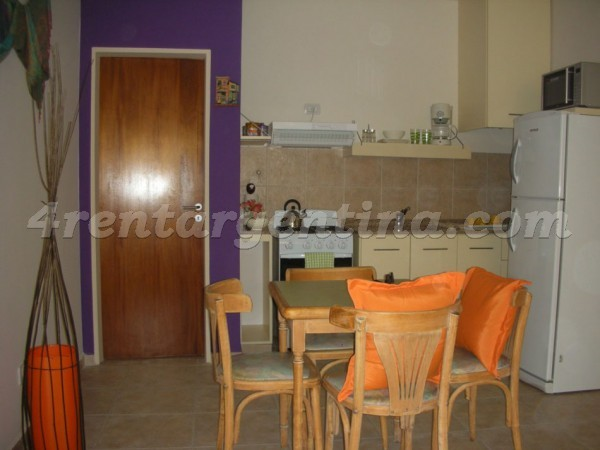 Apartment Suarez and Montes de Oca I - 4rentargentina