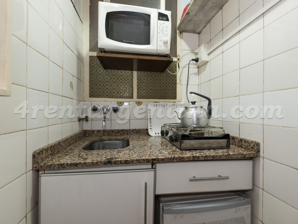 Departamento Montevideo y Corrientes - 4rentargentina