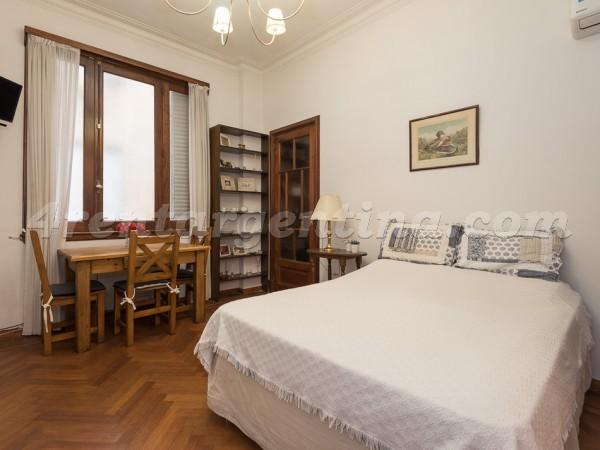Apartment Montevideo and Corrientes - 4rentargentina