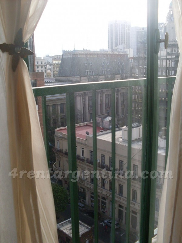Moreno and Bolivar I: Apartment for rent in Buenos Aires