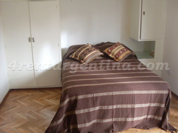 Accommodation in San Telmo, Buenos Aires